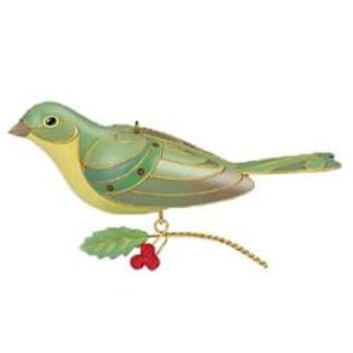 2012 Beauty Of Birds - Lady Painted Bunting Limited