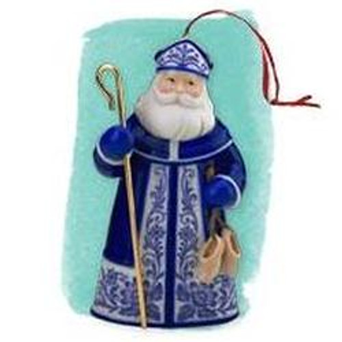 2012 Santas From Around The World - Netherlands