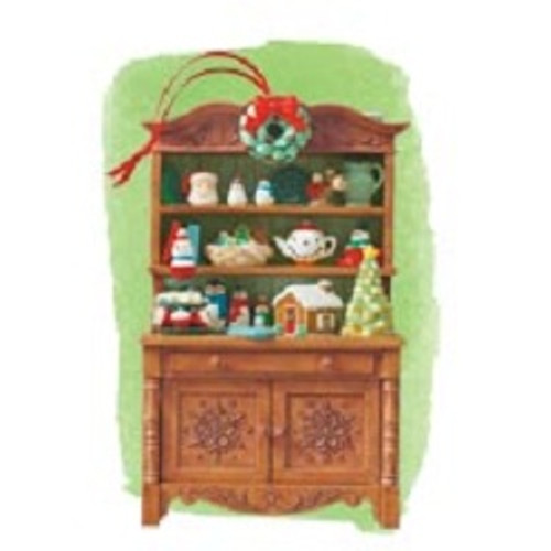 2012 Mrs Claus Cupboard Repaint - Club