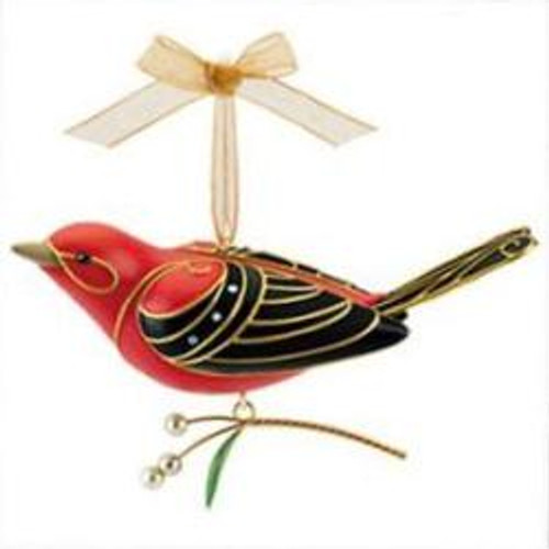 2011 Beauty Of Birds - Scarlet Tanager - Event