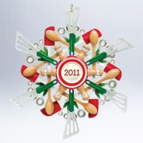 2011 Savory Snowflake