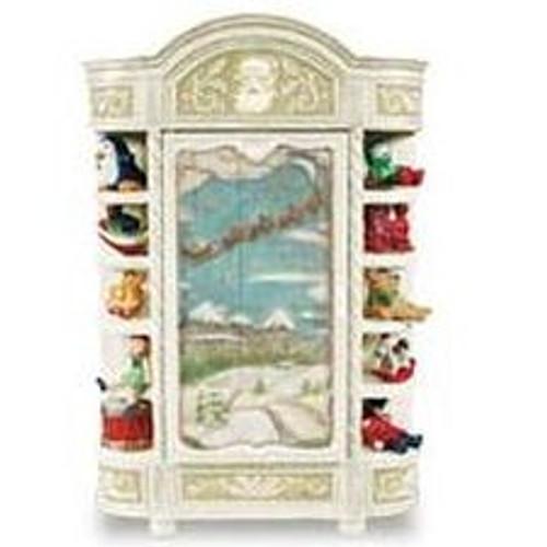 2011 Santa's Armoire - Repaint