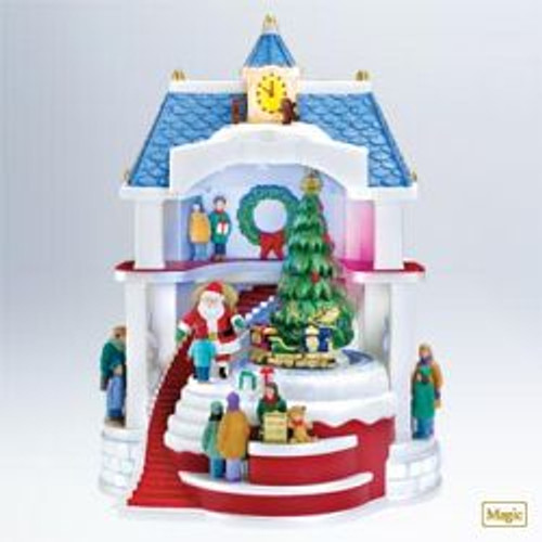 2011 Santa Comes To Town