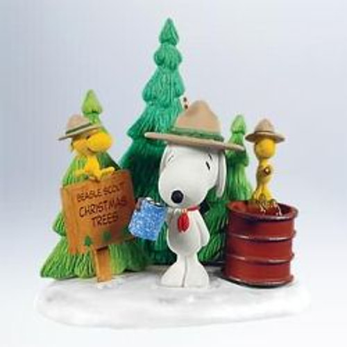 2011 Peanuts - Holiday En-tree-preneurs