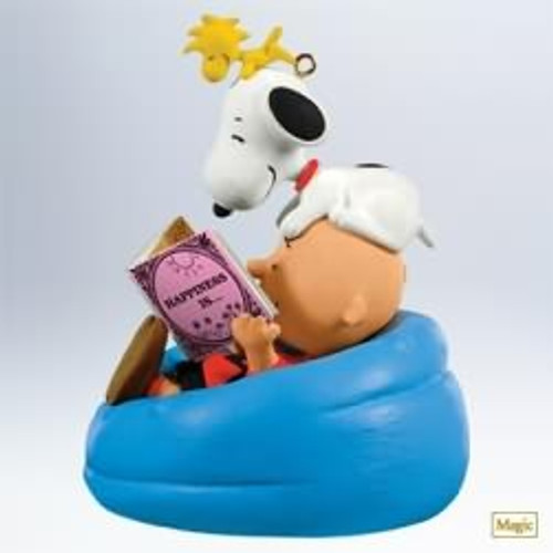 2011 Peanuts - Happiness Is...