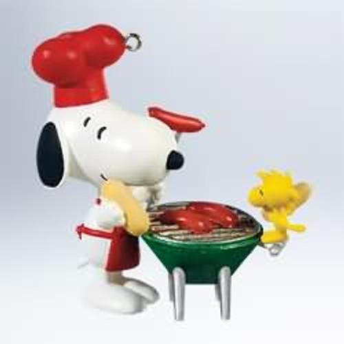 2011 Spotlight On Snoopy - Grill Master Snoopy #14