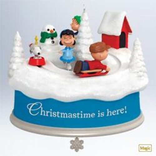 2011 Peanuts - Christmastime Is Here!