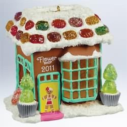2011 Noelville #6 - Flower Shop