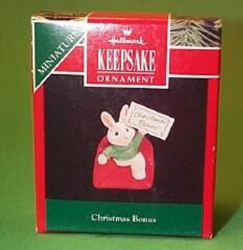 1992 Christmas Bonus
