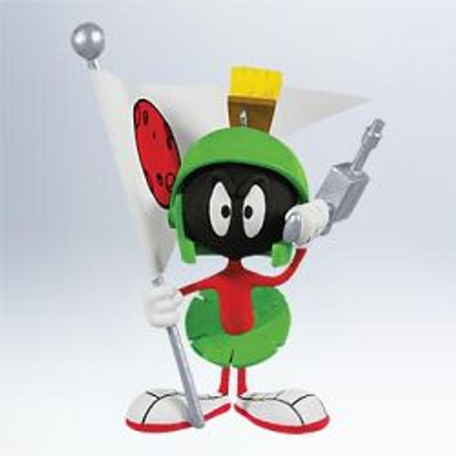 2011 Looney Tunes - Marvin The Martian