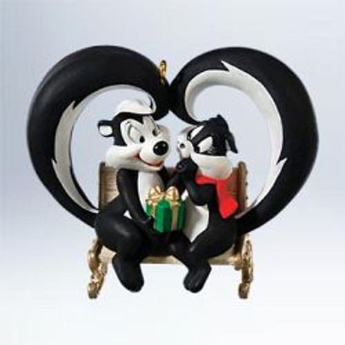 2011 Looney Tunes - Love Is In Zee Air