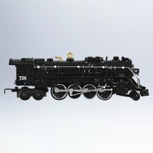 2011 Lionel #16 - 726 Berkshire Steam Locomotive