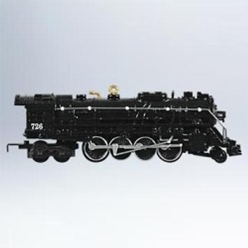 2011 Lionel #16 - 726 Berkshire Steam Locomotive