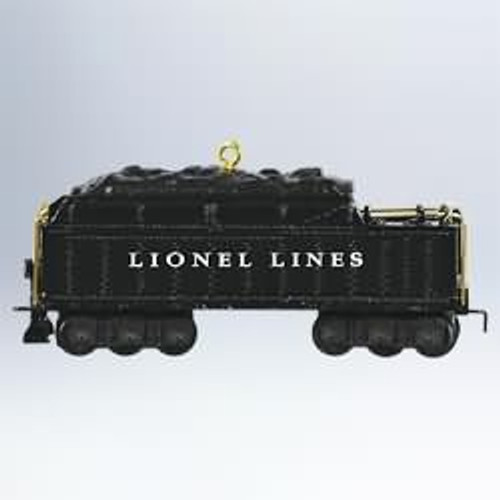 2011 Lionel Whistle Tender