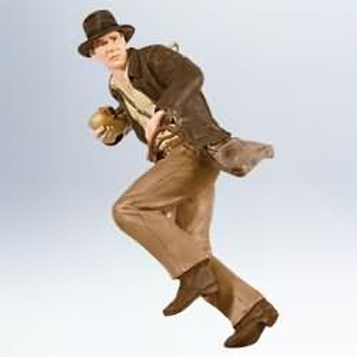 2011 Indiana Jones - Indy In Action