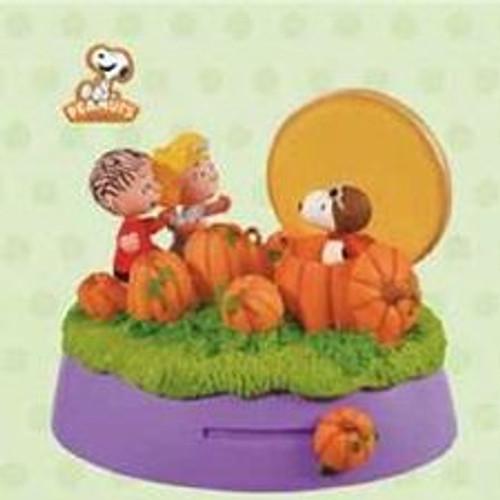 2011 Halloween - The Great Pumpkin's Visit