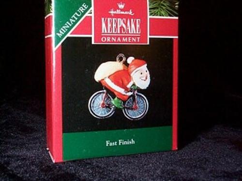 1992 Fast Finish