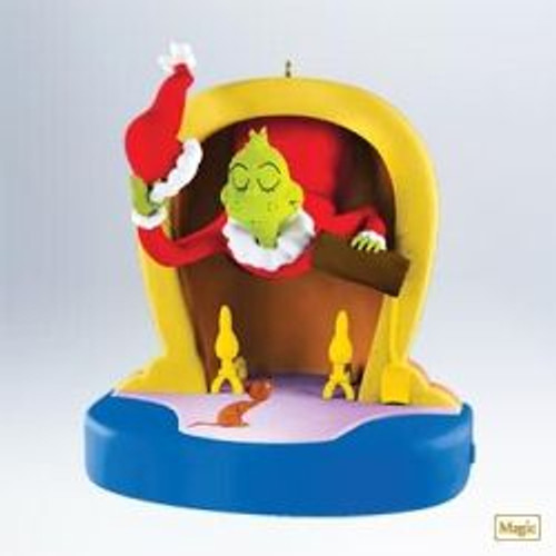 2011 Grinch - Mean Mr Grinch