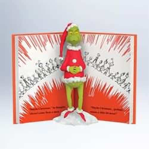 2011 Grinch - A Shocking Surprise
