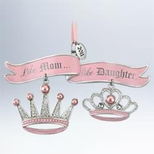 2011 Like Mom Like Daughter