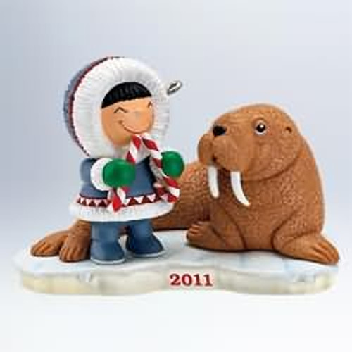 2011 Frosty Friends #32 - Walrus
