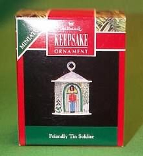 1992 Friendly Tin Soldier - Mini