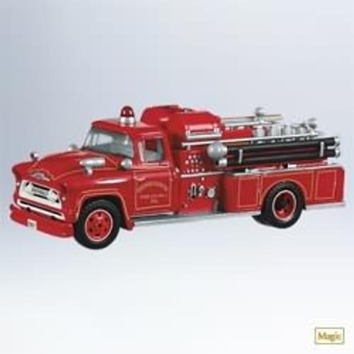 2011 Fire Brigade #9 - 1957 Chevrolet Fire Engine