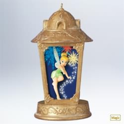 2011 Disney - Tinker Bell's Magic Lantern