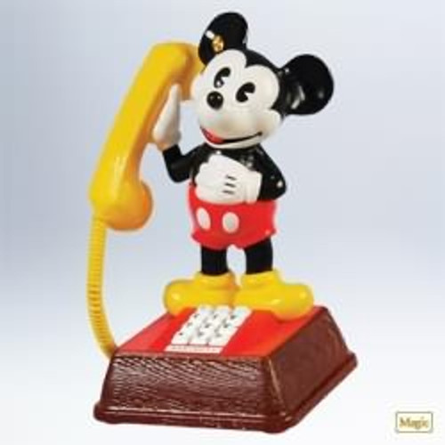 2011 Disney - Mickey's Talking Telephone