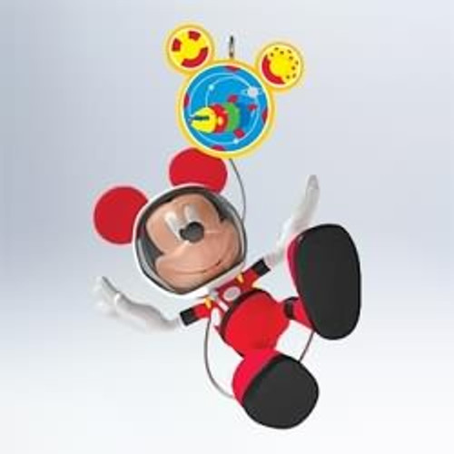 2011 Disney - Mickey and Toodles In Space