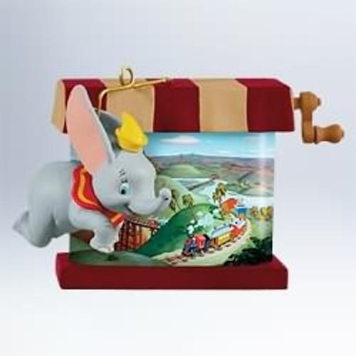 2011 Disney - Dumbo Takes To The Sky