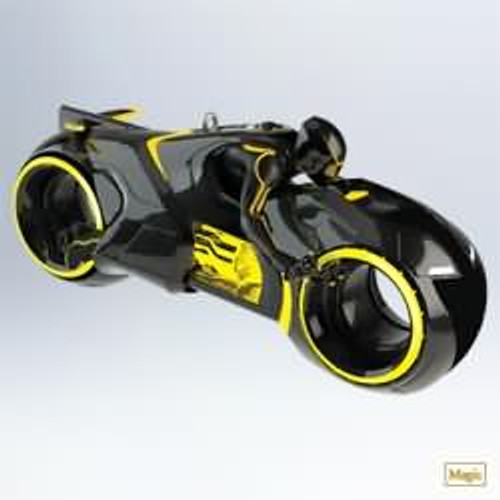 2011 Disney - Tron - Clu Light Cycle