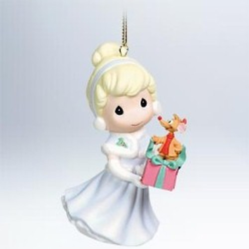 2011 Disney - Cinderella - Precious Moments