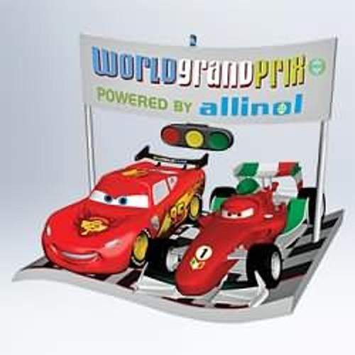 2011 Disney - Cars 2 - International Race Rivals