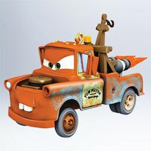 2011 Disney - Cars 2 - Secret Agent Mater