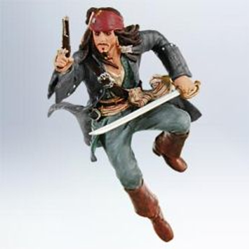2011 Disney - Captain Jack Sparrow