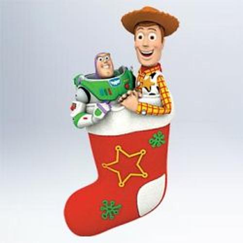 2011 Disney - Buzz And Woody