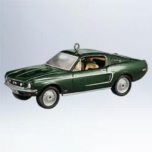 2011 Classic Cars #21 - 1968 Ford Mustang GT