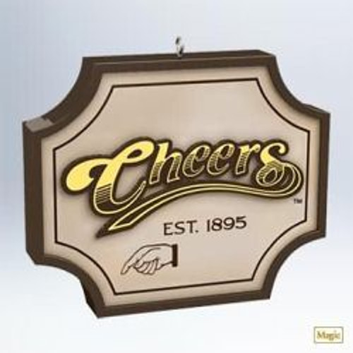 2011 Cheers - Where Everybody Knows Your Name