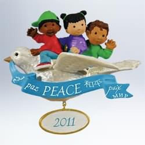 2011 Believe In Peace - Unicef