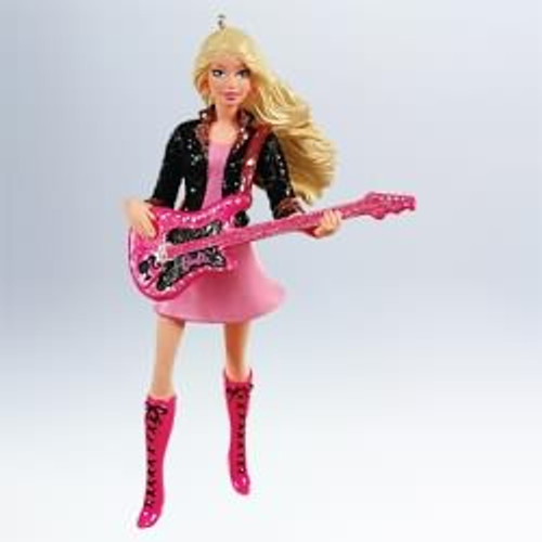 2011 Barbie - Rockin Barbie