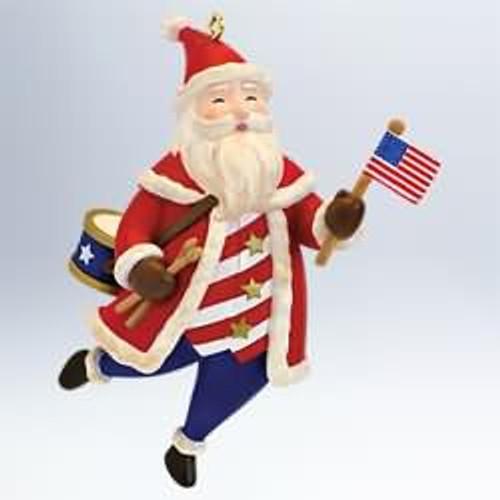 2011 All-American Santa