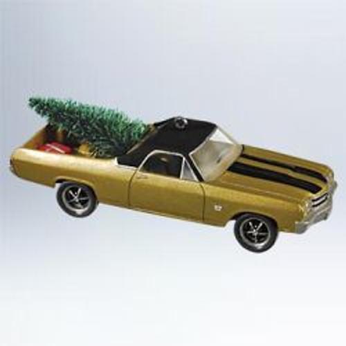 2011 All American Trucks #17 - 1970 Chevrolet El Camino
