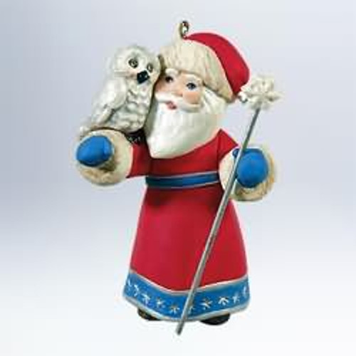 2011 A Visit From Santa #3 - Owl