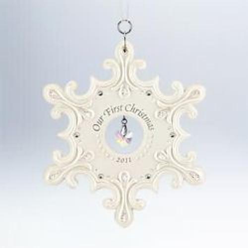 2011 1st Christmas - Porcelain