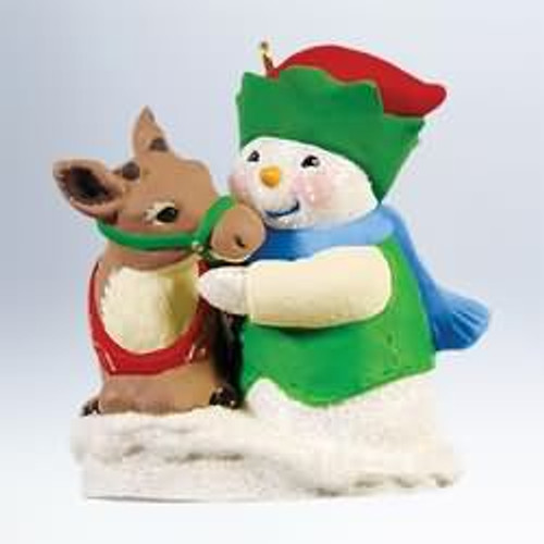 2011 Snow Buddies #14 - Reindeer