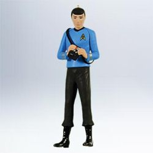 2011 Star Trek #2 - Spock