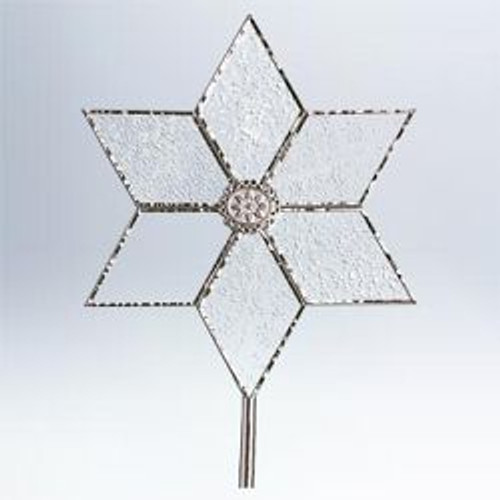 2011 The Christmas Star - Tree Topper