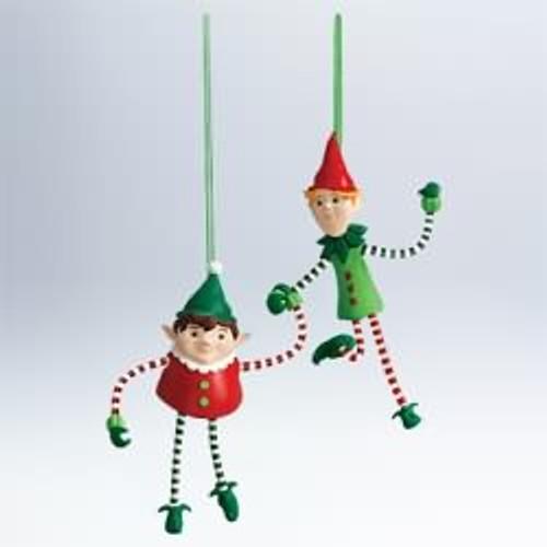2011 The Mischievous Hiding Elves