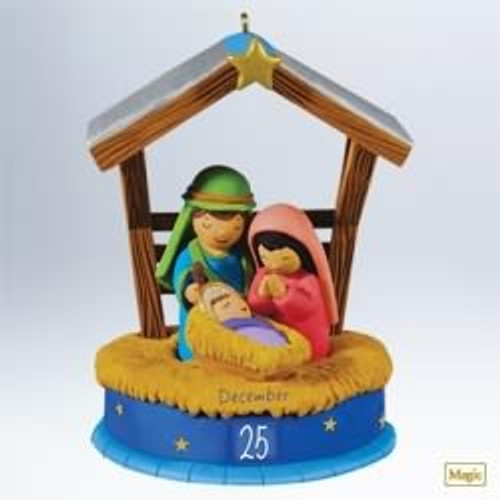 2011 The Story Of Christmas Advent Countdown